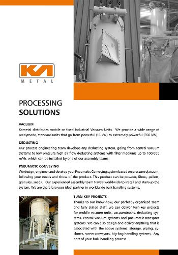 processing solutions brochure