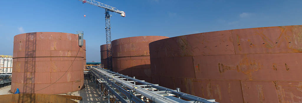 Tank construction - Kametal